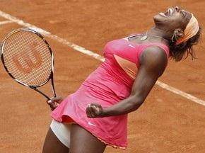 Мадрид WTA: Серена Уильямс с трудом проходит Душевину