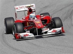 Ferrari оштрафована за инцидент на пит-лейн