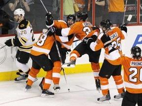 Stanley Cup: Ванкувер и Филадельфия продлили серии