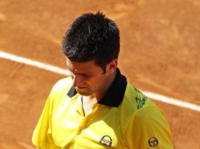 Белград АТР: Простуда помешала Джоковичу пробиться в полуфинал