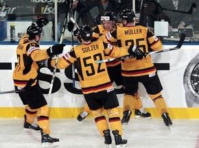 Німеччина сенсаційно обіграла США у стартовому матчі ЧС з хокею