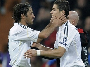 Рауль: Роналдо - справжній лідер Реала
