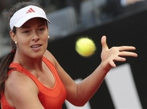 Рим WTA: Ана Иванович вышла в полуфинал