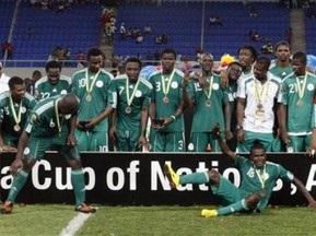 FIFA може оштрафувати Нігерію на чверть мільйона доларів