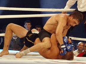 Bigmir)Спорт показывает киевский турнир по микс-файту
