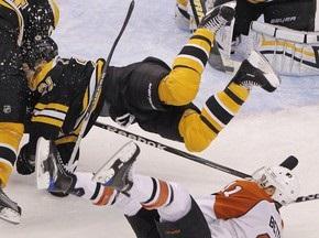 NHL: Бостон опять переиграл Филадельфию