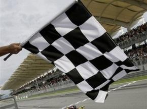 Синоптики обіцяють суху трасу на Гран-прі Іспанії