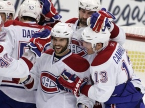 Stanley Cup: Монреаль сравнивает счет в серии