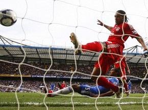 Челси побеждает Ливерпуль