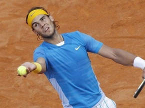 Рим ATP: Надаль вышел в финал