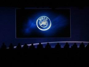 УЕФА может ввести систему поощрений футболистов за хорошее поведение на поле