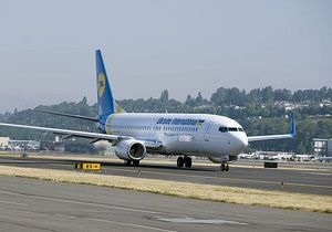 Авиакомпания МАУ открыла рейс Киев - Донецк