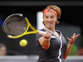 Штутгарт WTA: Россиянка сложила чемпионские полномочия