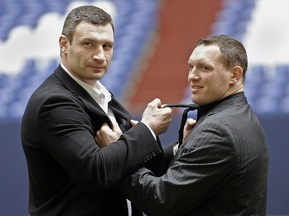 Сосновский: Бой с Виталием Кличко будет самым важным в моей карьере