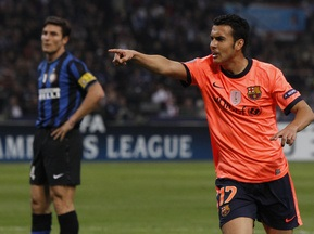 Барселона vs Интер. Праздник футбола вместе с Bigmir)Спорт