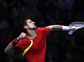 Джокович с уверенной победы стартует на турнире в Риме