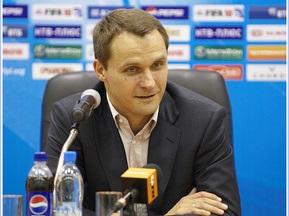 Звільнено тренера московського Динамо