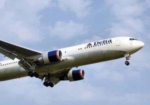 Delta Air Lines возобновляет рейс Киев - Нью-Йорк