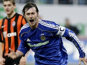 Милевский готов продлить контракт с Динамо