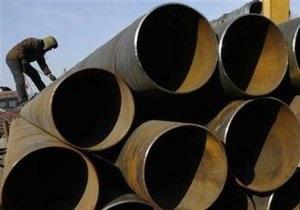 Дело: Украинские компании принимают участие в тендере на поставку труб для Nabucco