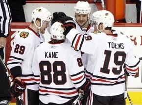 Stanley Cup: Чикаго і Бостон проходять далі