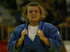 Українська дзюдоїстка завоювала бронзу на Чемпіонаті Європи
