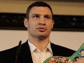Віталій Кличко: У поєдинку з Сосновським я націлений на перемогу нокаутом