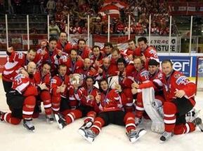 Австрия завоевала путевку в элитный дивизион, обыграв Украину