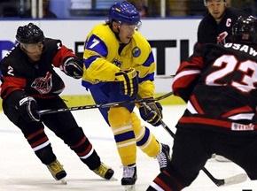 ЧМ по хоккею: Украина победила Японию