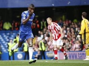 АПЛ: Челси забивает Стоку семь мячей и не пускает МЮ на первое место