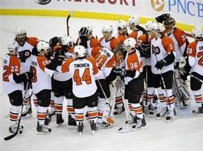 Stanley Cup: Филадельфия выходит в полуфинал