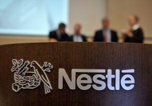 Компании Nestle запретили поставлять детское питание в Россию
