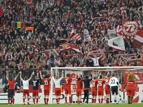 Фотогалерея: Бавария vs Лион. Тимощук и все-все-все