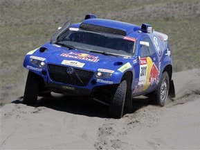 Команда Volkswagen подтвердила свое участие в Дакар-2011