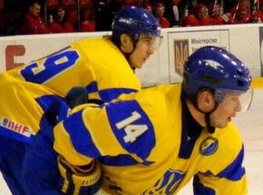 Чемпионат мира по хоккею: Украина забросила 12 шайб