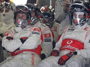 Фотогалерея: Маки домінують у Шанхаї. Гран-прі Китаю