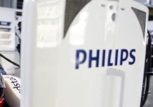 Прибыль Philips превысила 200 миллионов евро