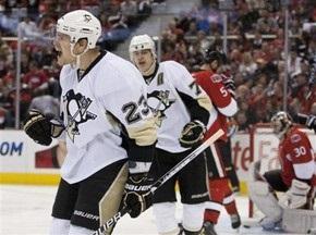 Stanley Cup: Поникаровский помог Пингвинам выйти вперед