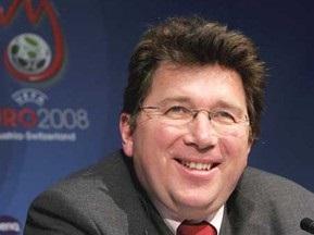 Украину посетит директор Евро-2012