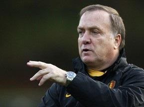 Адвокат подал в отставку с поста главного тренера сборной Бельгии
