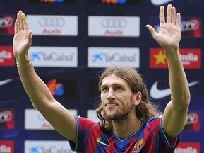 Покупка Чигринского Барселоной признана одним из худших трансферов сезона в Испании