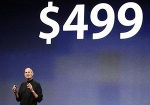 Apple отложила мировые продажи iPad