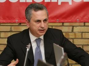 Колесніков представив цільову програму підготовки до Євро-2012