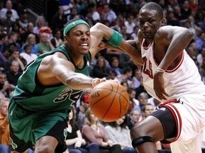 NBA: Чикагские Быки затоптали Селтикс