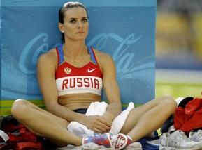 Исинбаева вернется в спорт летом этого года