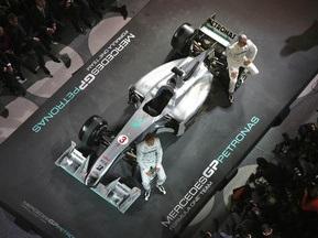 Mercedes серьезно обновит болид к Гран-при Испании