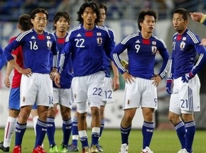 Сборная Японии будет готовиться к ЧМ-2010 в кислородных масках