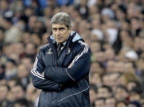 Пеллегріні закликав гравців Реала боротися до кінця