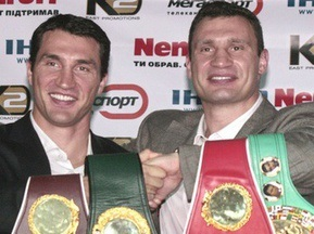 Промоутер Харрисона рассчитывает на бой против Кличко вместо Димитренко