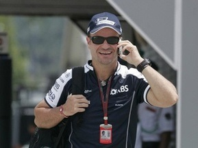Баррикелло: Я выиграл первый Гран-при Китая